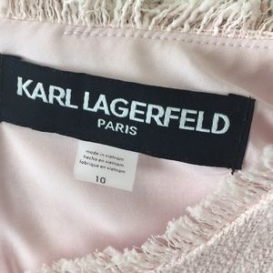 Karl Lagerfeld Dresses - Pink Dress-Lagerfeld